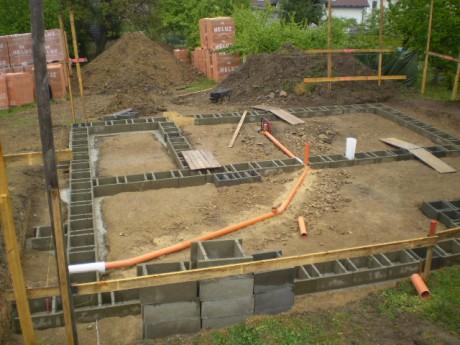 Základy domu